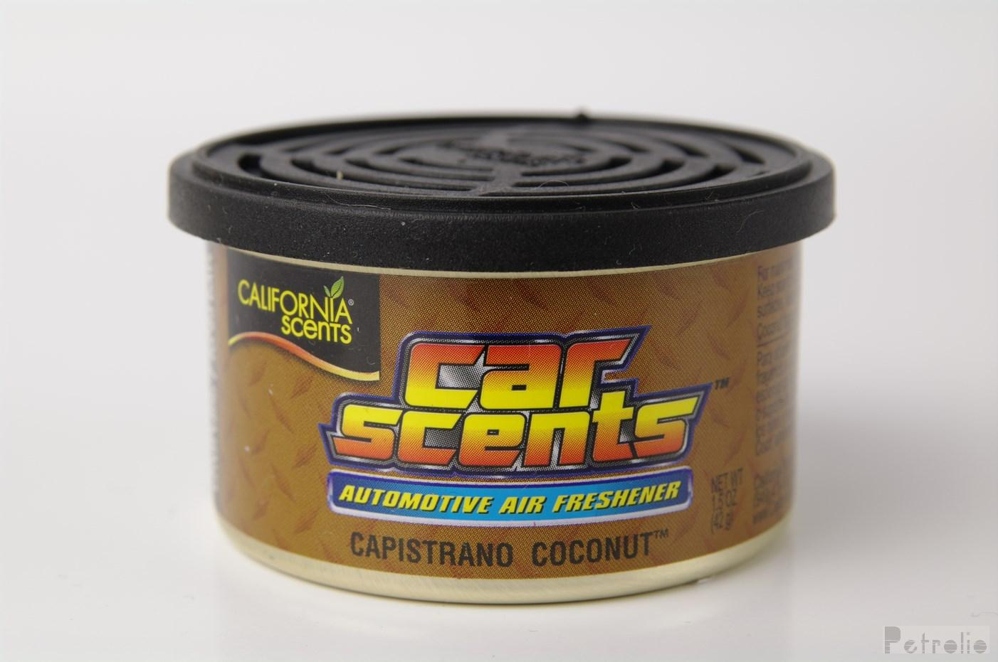 California Scents Car Scents - Kokos (Capistrano Coconut)  42 g
