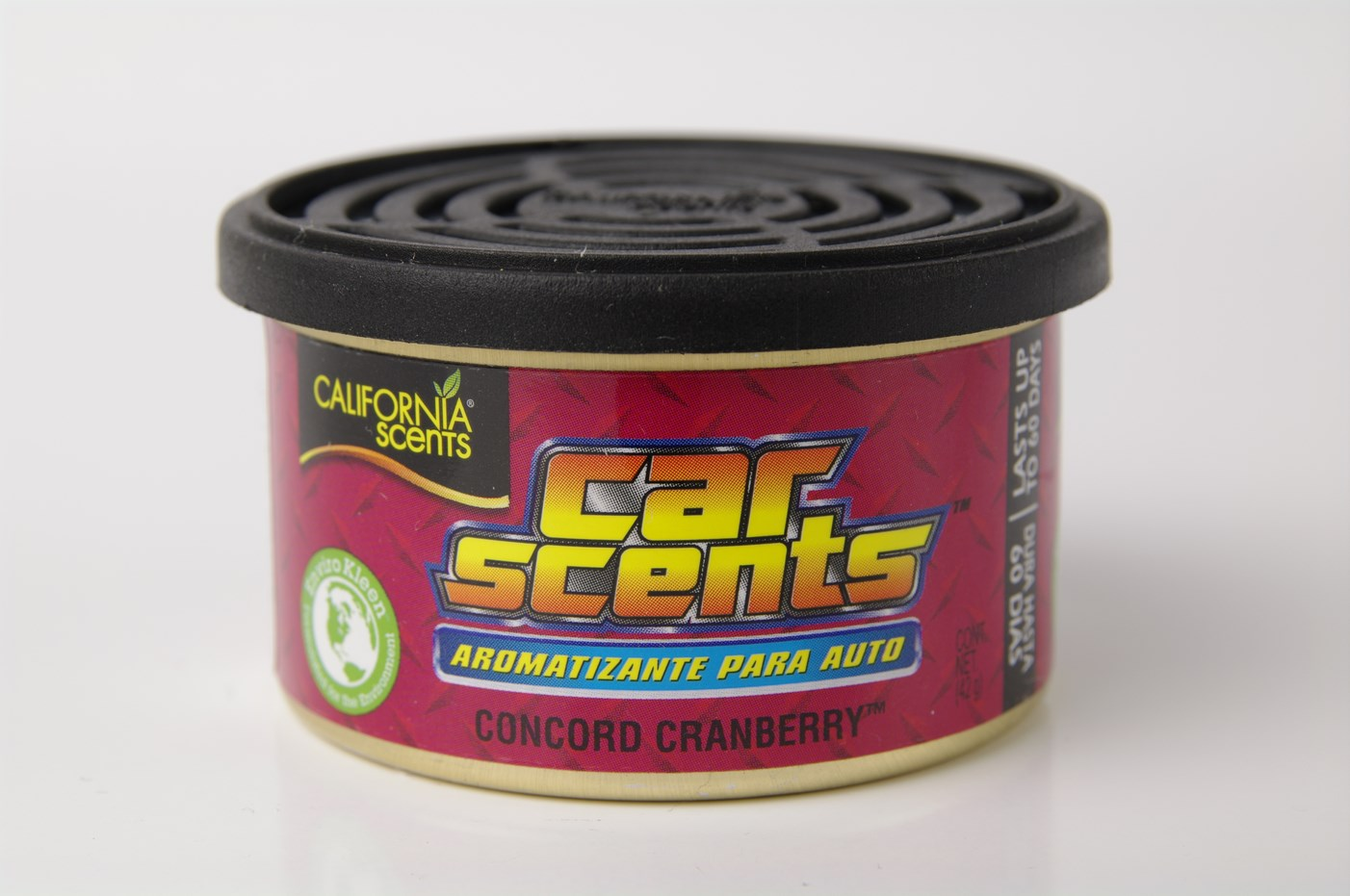 California Scents Car Scents - Brusinka (Concord Cranberry) 42 g